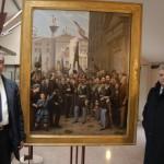 Gruppo GdO al Museo Risorgimento