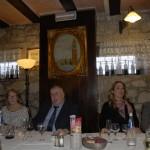 Amici di Padova e Vicenza al pranzo conviviale