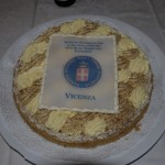 Torta decorata GdO Vicenza
